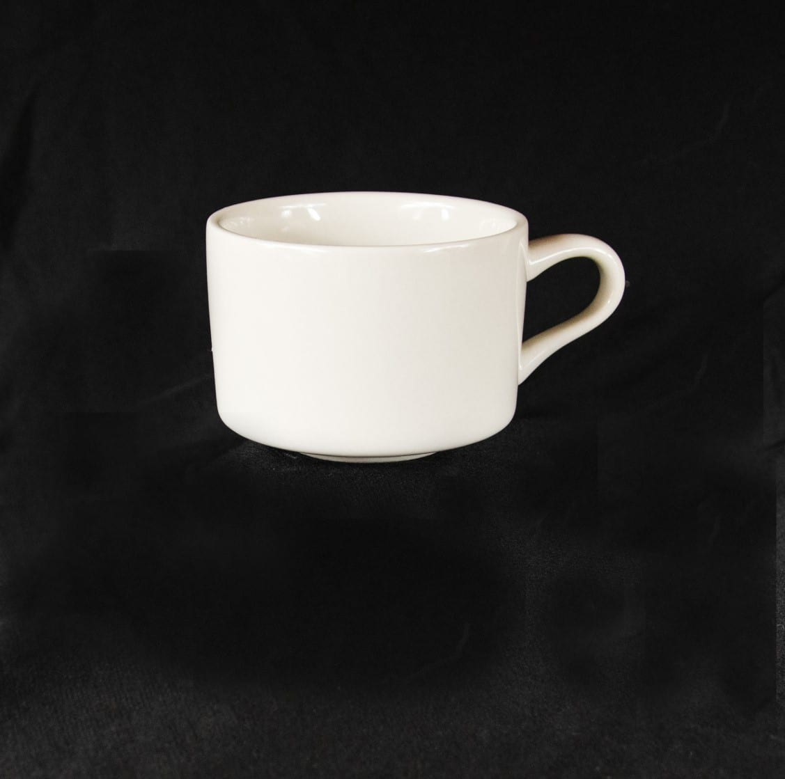 """3⅜ Ø x 2¼"""" H—6 oz. Sussex Coffee Cup   Blackwood Industries"""
